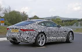 jaguar jeep 2018 2018 jaguar f type spied and ready for production