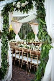 garden wedding reception decoration ideas 40 romantic and timeless green wedding color ideas deer pearl