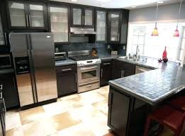 Kitchen Cabinets With Glass Doors  Fitboosterme - Glass door kitchen wall cabinet