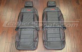 Jeep Wrangler Leather Interior Oem Jeep Seat Covers Velcromag