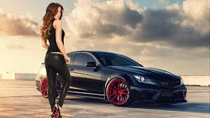 mercedes and mercedes clk tuning with black series