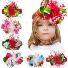 headbands nz baby girl christmas feather headband nz buy new baby girl