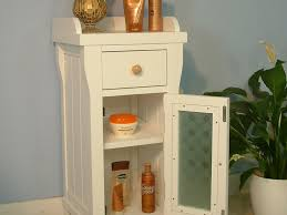 Wicker Shelves Bathroom by Bathrooms Design Slim Bathroom Storage Floor Standing Bathroom
