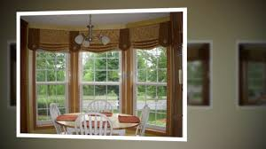Valances For Bay Windows Inspiration Inspiring Daily Decor Living Room Curtain Ideas For Bay Window