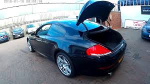 bmw 6 series for sale uk 2009 bmw 6 series for sale essex uk