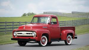 Classic Ford Truck Bumpers - why vintage ford pickup trucks are the hottest new luxury item