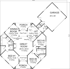 octagon home plans 2 story octagon house plans style house plans 1793 square foot