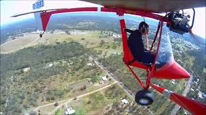 flying the tyro recreational ultralight aircraft youtube