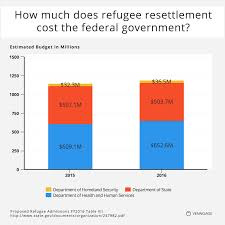 13 questions about refugees answered with charts venngage