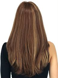 meidum hair cuts back veiw layered hair from the back inspiration to get hair volume