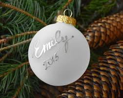 dated ornament etsy