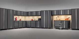 new age garage cabinets update pro series garage cabinets from new age products garagespot