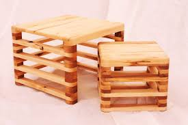 simple wood tab small table and stool by samuel bernier 4 steps with pictures