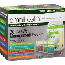 Herbalife Invitation Cards Omnihealth 30 Day Weight Management System 390 Count Walmart Com