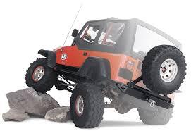 jeep rock crawler buggy warn rock crawler rear bumper 76 86 jeep cj7 4 wheel parts off