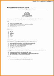 Engineering Student Resume Sample by 5 Student Cv Template For First Job Debt Spreadsheet