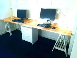 2 person computer desk two person office desk desk for 2 two person 2 person office desk