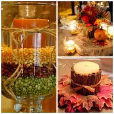Centerpieces For Wedding Easy Inexpensive Fall Centerpiece For Wedding Tables The