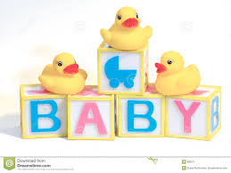 blocks and rubber ducks stock photos image 68513