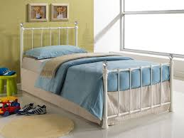 Single Frame Beds 3ft Single Children S Bed In Either Or Pink