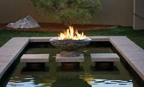 Granite Fire Pit by Granite Fire Pit From Stone Forest New Fire Vessels And Fire