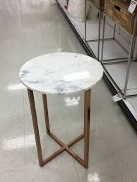 marble side table target spectacular small end tables target of interesting marble accent