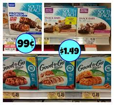 south beach diet bars just 99 at publix