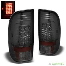 2002 ford f150 tail lights smoked 1997 2003 ford f150 f250 styleside led tail lights rear brake