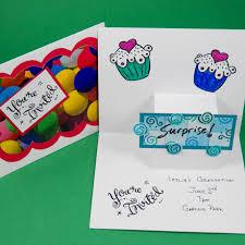 card making idea step pop up card tutorial greeting card class