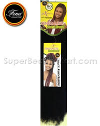 senegalese twist hair brand femi collection 100 kanekalon fx senegalese twist braid 7 99
