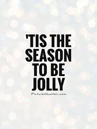 tis the season to be jolly picture quotes