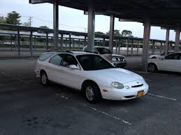 nissan maxima vs ford taurus curbside classic 1996 99 ford taurus wagon u2013 making over a family