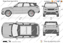 land rover drawing the blueprints com vector drawing range rover sport