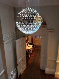 Star Light Chandelier Installed This Cool Chandelier Today Pics