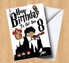 Anniversary Cards And Stationery Ebay Harry Potter Birthday Card U2013 Gangcraft Net