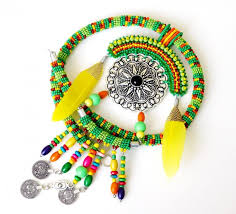 american beadwork american indian jewelry american