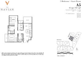 the navian floor plans u2013 the navian condo by roxy homes at jalan eunos