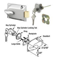 garage door key lock prime line prime line garage door lock gd 52119 do it best