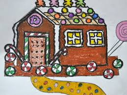 how to draw a gingerbread house with pictures wikihow
