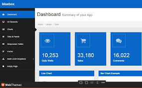 48 free html5 responsive admin dashboard templates 2017 freehtml5 co