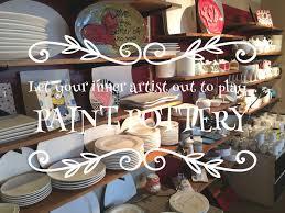 paint your own pottery multi medium arts judi novotny omaha