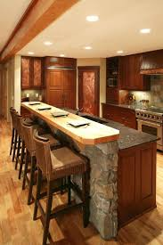 kitchen island countertop overhang kitchen island kitchen island countertop photos gallery of ideas