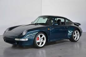 ruf porsche 993 porsche 993 for sale turbo full history german car sunroof
