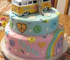 hippie wedding cake ideas funky wedding cakes celebration
