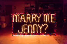 will you marry me signs in lights 11 proposal stories to get you excited for this year s holiday aka