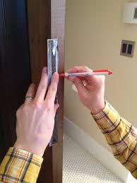 Patio Door Lock Installation Backyards Linnea Pocket Door Lock Install