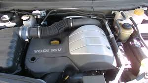 wrecking 2008 holden captiva diesel 2 0 manual t m type j14058