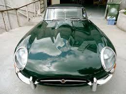 Proper Color Scheme Jaguar E Type In British Racing Green The Only Proper Jag Color