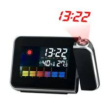 Alarm Clock Meme - cool alarm clock temperature humidity display led projection alarm