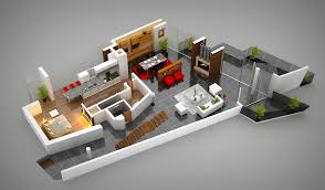 3 D Floor Plans by Vacation Rentals Interactive Floor Plans Property Search Maps